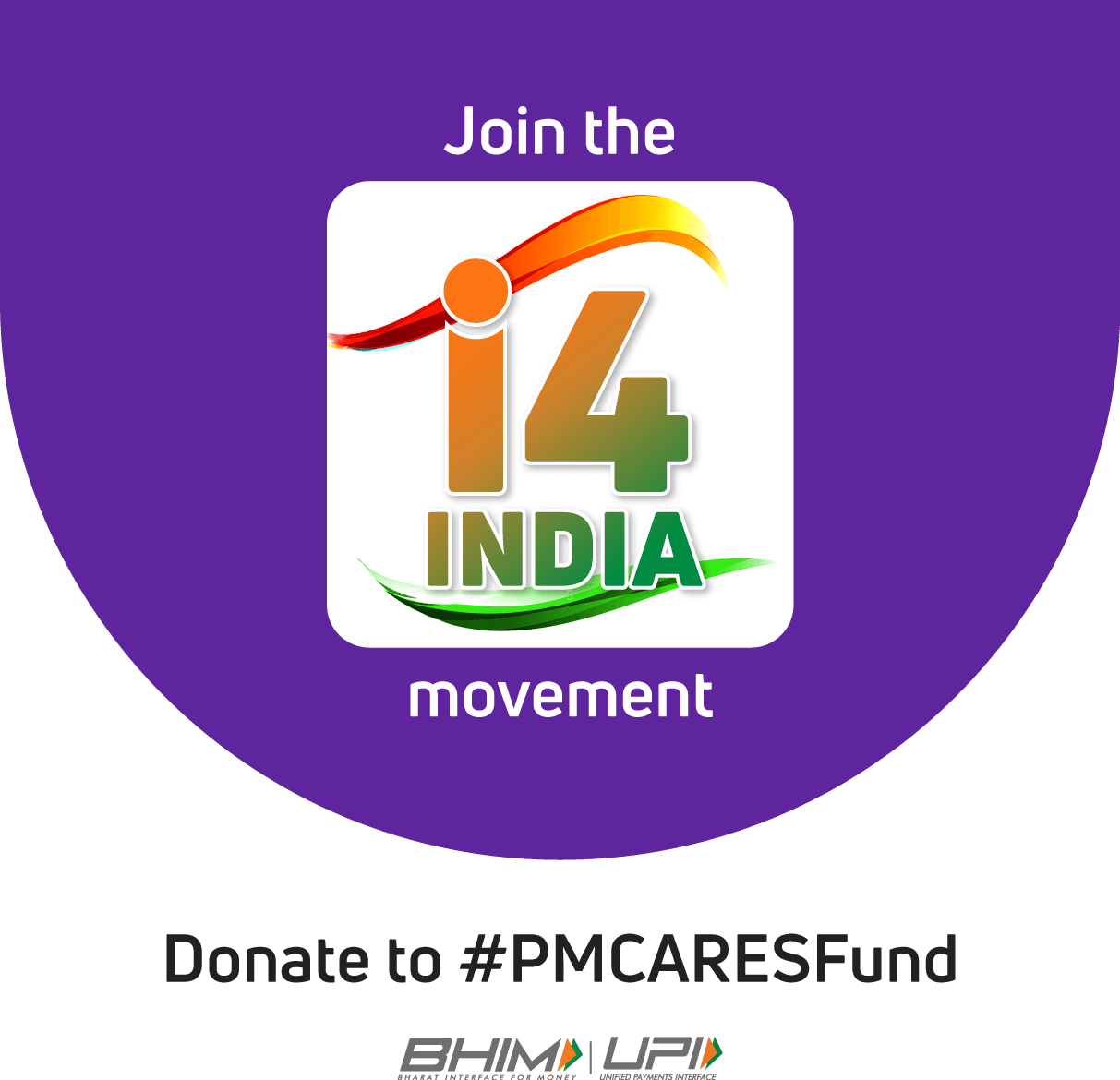Join the PhonePe #i4India movement